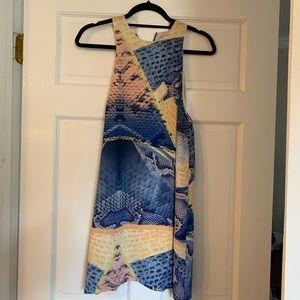 Olivaceous Mini Dress